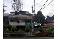 FOR SALE: 2 Storey Commercial Bldg with ROOF DECK GSIS MATIN