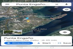 Lot for Sale in Punta Engano Mactan